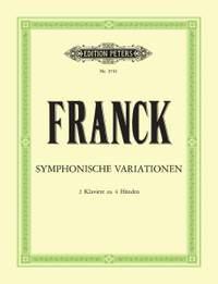 Franck, C: Symphonic Variations