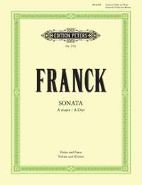 Franck, C: Sonata in A