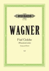 Wagner: 5 Wesendonck Lieder