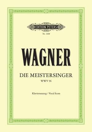 Wagner: The Mastersingers of Nuremberg