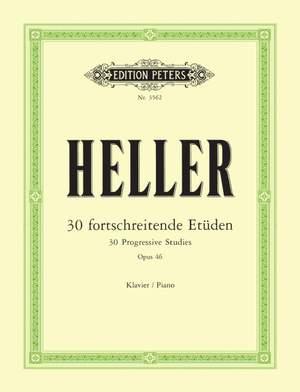Heller, S: 30 Progressive Studies Op.46