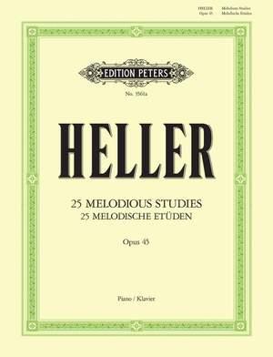 Heller, S: 25 Melodious Studies Op.45
