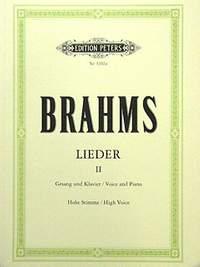 Brahms: Complete Songs Vol.2: 33 Songs