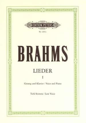 Brahms: Complete Songs Vol.1: 51 Songs