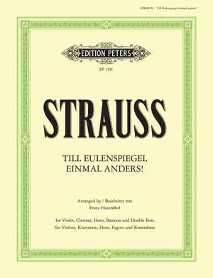 Strauss, R: Till Eulenspiegel - einmal anders!