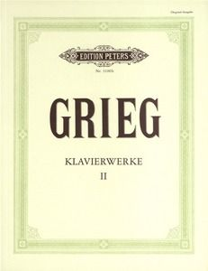 Grieg: Piano Works Vol.2