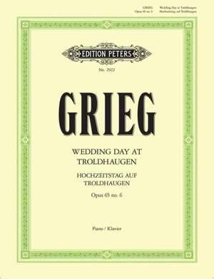 Grieg: Wedding Day at Troldhaugen Op.65 No.6