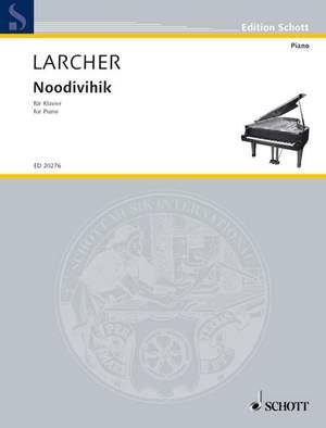Larcher, T: Noodivihik