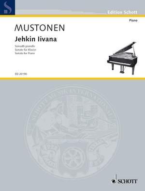 Mustonen, O: Jehkin Iivana