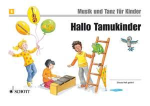 Hallo Tamukinder Band 4 Product Image