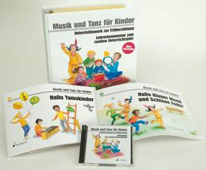 Musik und Tanz für Kinder Product Image