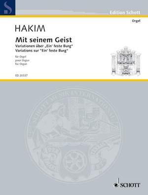 Hakim, N: Mit seinem Geist