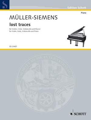 Mueller-Siemens, D: lost traces