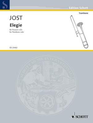 Jost, C: Elegy