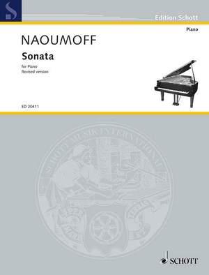 Naoumoff, E: Sonata