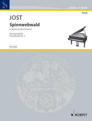 Jost, C: Spinnwebwald