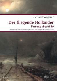 Wagner, R: Der fliegende Holländer (Vocal Score)