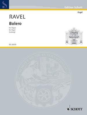 Ravel, M: Bolero
