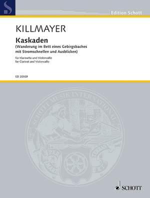 Killmayer, W: Kaskaden