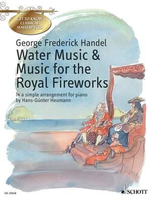 Handel, G F: Water Music - Music For The Royal Fireworks  HWV 348, 349, 350, 351