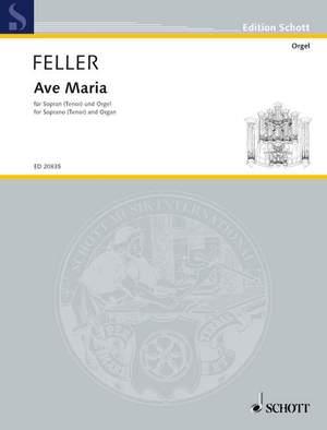 Feller, H: Ave Maria