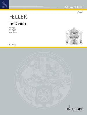 Feller, H: Te Deum