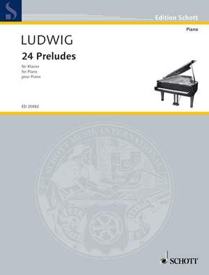 Ludwig, P: 24 Preludes