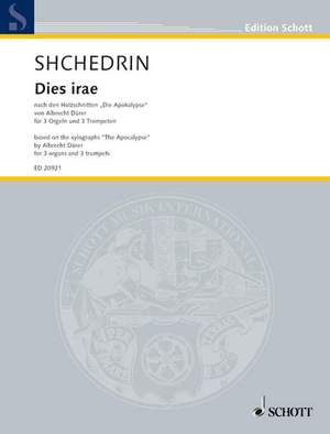 Shchedrin, R: Dies irae