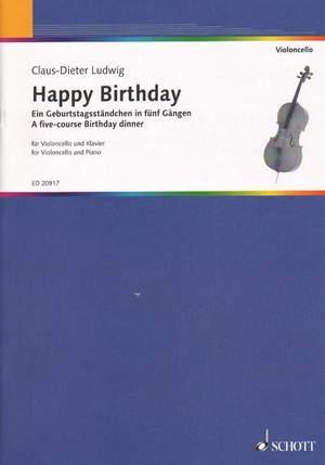 Ludwig, C: Happy Birthday