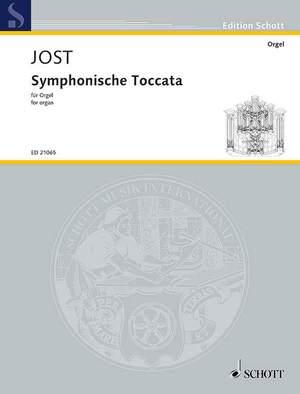 Jost, C: Symphonische Toccata