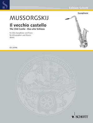 Moussorgsky, M: The Old Castle