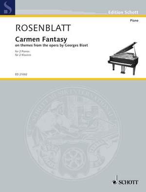 Rosenblatt, A: Carmen Fantasy