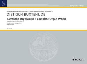 Buxtehude, D: Complete Organ Works Product Image