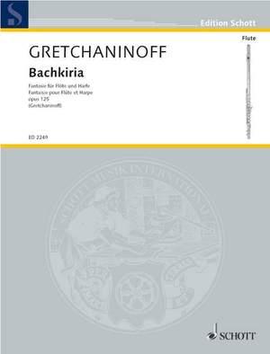 Gretchaninow, A: Bachkiria op. 125