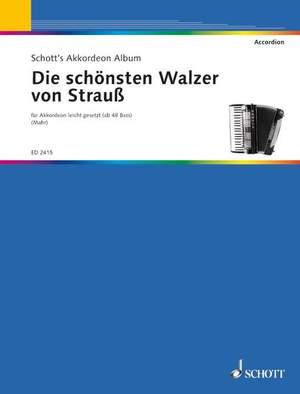 Johann Strauss II: Die schönsten Walzer von Strauß