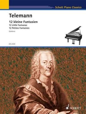 Telemann: 12 Little Fantasias
