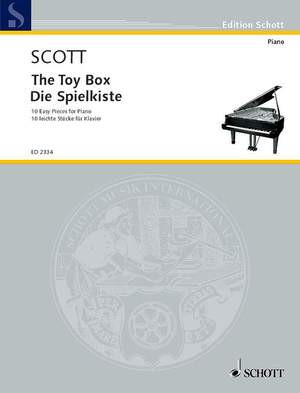 Scott, C: The Toy Box
