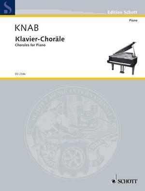 Knab, A: Piano Chorale