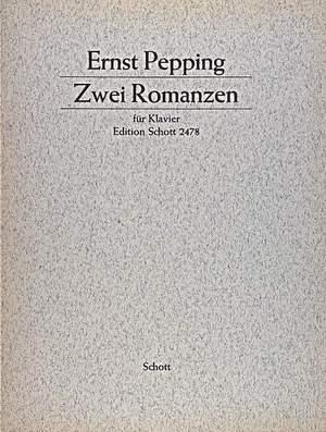 Pepping, E: Two Romances