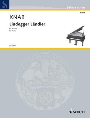 Knab, A: Lindegger Ländler