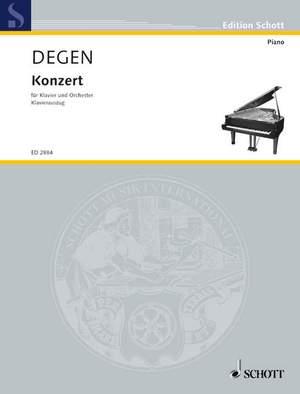 Degen, H: Concerto