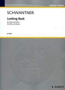 Schwantner, J: Looking Back