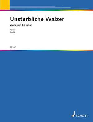 Lutz W: Unsterbliche Walzer Band 2 Product Image