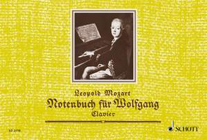 Mozart, L: Note Book for Wolfgang