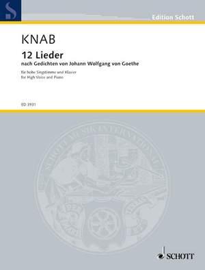 Knab, A: 12 Songs
