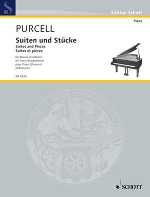 Purcell, H: Suites and Pieces