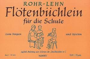 Flötenbüchlein für die Schule Heft 2