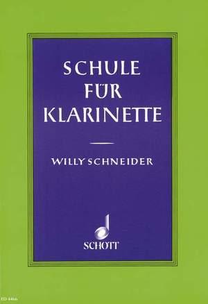 Schneider, W: Schule für Klarinette