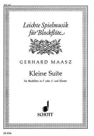Maasz, G: Little Suite