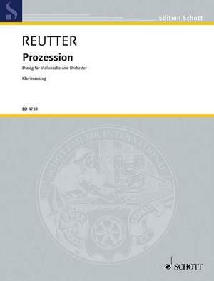 Reutter, H: Prozession